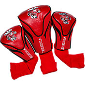 Team Golf Wisconsin Badgers Contour Headcovers - 3-Pack