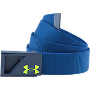 Under Armour Men's Range Webbed Golf Belt