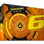 Bridgestone e6 Straight Flight Yellow Golf Balls - Prior Generation
