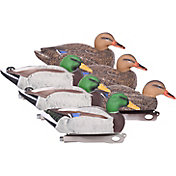 Hard Core Standard Mallard Duck Decoy – 6 Pack