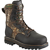 "Irish Setter Men's Gunflint II 10"" Waterproof 400g Field Hunting Boots"