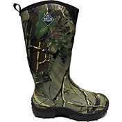 Muck Boot Men's Pursuit Snake Rubber Hunting Boots