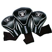 Team Golf Oakland Raiders 3-Pack Contour Headcovers