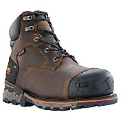 Timberland PRO Men's Boondock Waterproof Composite Safety Toe Work Boots