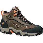 Timberland PRO Men's Mudslinger Mid Waterproof Steel Toe Work Boots