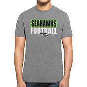 '47 Men's Seattle Seahawks Club Grey T-Shirt