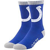 '47 Indianapolis Colts Bolt Sport Crew Socks