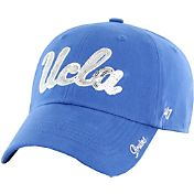 '47 Women's UCLA Bruins True Blue Sparkle Clean-Up Adjustable Hat