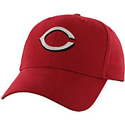 '47 Youth Cincinnati Reds Basic Red Adjustable Hat