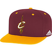adidas Men's Cleveland Cavaliers On-Court Adjustable Snapback Hat