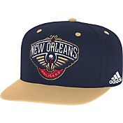 adidas Men's New Orleans Pelicans On-Court Adjustable Snapback Hat
