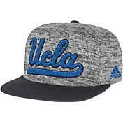 adidas Men's UCLA Bruins Grey Sideline Player Snapback Adjustable Hat