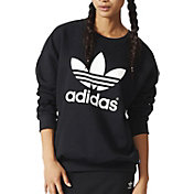 adidas Originals  Women's Trefoil Logo Sweatshirt