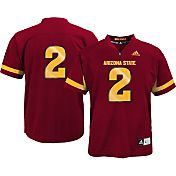 adidas Youth Arizona State Sun Devils Maroon #2 Replica Jersey