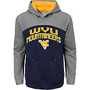 Gen2 Youth West Virginia Mountaineers Blue/Grey Arc Hoodie