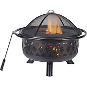Endless Summer 36'' Lattice Fire Pit