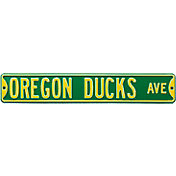 Authentic Street Signs Oregon Ducks Avenue Sign