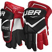 Bauer Junior Vapor X800 Ice Hockey Gloves