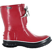 BOGS Women's Urban Farmer Two-Eye Lace Rain Boots