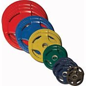 Body Solid 355 lb Olympic Bumper Set