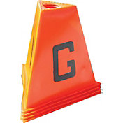 BSN Sports Stackable Football Sideline Markers