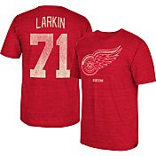 CCM Men's Detroit Red Wings Dylan Larkin #71 Replica Home Player T-Shirt