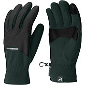 Columbia Michigan State Spartans Overlay Gloves