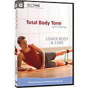 CORE Total Body Tone DVD- Lower
