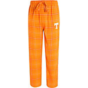 Concepts Sport Men's Tennessee Volunteers Tennessee Orange/White Ultimate Plaid Sleep Pants