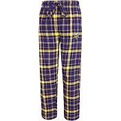 Concepts Sport Men's Minnesota Vikings Ultimate Flannel Purple Pants