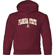 Old Varsity Brand Youth Florida State Seminoles Garnet Layer Hoodie