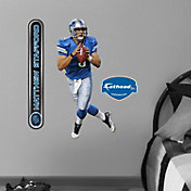 Fathead Matthew Stafford Junior Wall Graphic