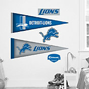 Fathead Jr. Detroit Lions Pennant Wall Graphic