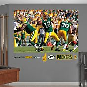 Fathead Aaron Rodgers #12 Green Bay Packers Mural