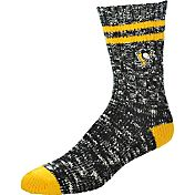 For Bare Feet Pittsburgh Penguins Alpine Socks