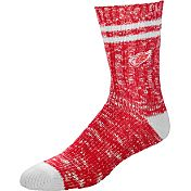For Bare Feet Detroit Red Wings Alpine Socks