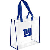 Forever Collectibles New York Giants Clear Reusable Bag