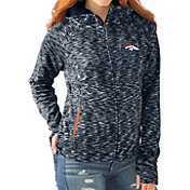 G-III for Her Women's Denver Broncos Break Trail Blue Full-Zip Jacket