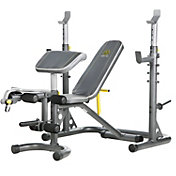 Gold's Gym XRS 20 Olympic Weight Bench