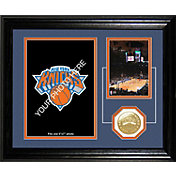 The Highland Mint New York Knicks Desktop Photo Mint