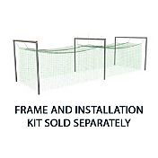 Jugs N7200 #7 Backyard Batting Cage Net (191 lb.)