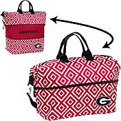 Georgia Bulldogs Expandable Tote