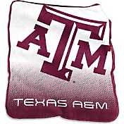 Texas A&M Aggies Raschel Throw