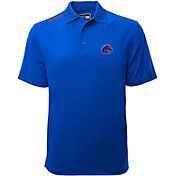 Levelwear Men's Boise State Broncos Blue Helium Polo