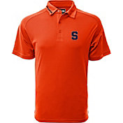 Levelwear Men's Syracuse Orange Orange Tactical Polo