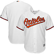 Majestic Boys' Replica Baltimore Orioles Cool Base Home White Jersey