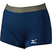 Mizuno Women's Core Flat Front G2 Volleyball Shorts