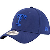 New Era Men's Texas Rangers 39Thirty Tone Tech Royal Flex Hat