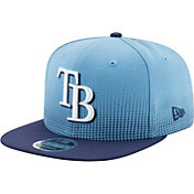 New Era Men's Tampa Bay Rays 9Fifty Flow Team Adjustable Hat