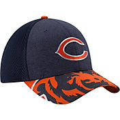 New Era Men's Chicago Bears 2017 NFL Draft 39Thirty Adjustable Navy Hat